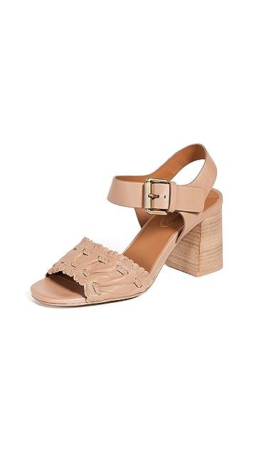 See by Chloé Jane City 凉鞋