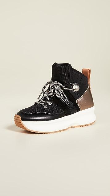 See by Chloé Case 高筒运动鞋