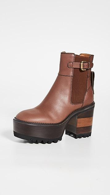 See by Chloé 厚底靴