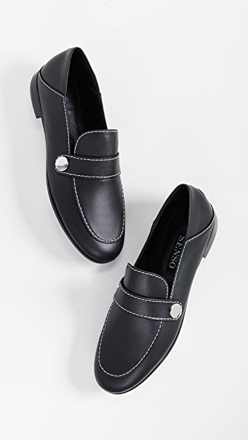 SENSO Cindy 平跟船鞋