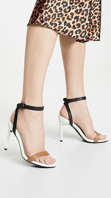 SENSO Tyra IV 踝带凉鞋