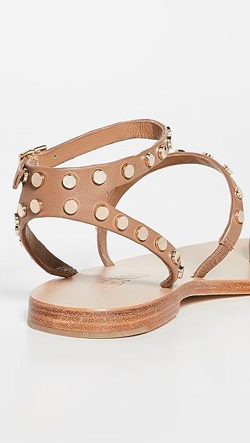 SENSO Cassie 系带凉鞋