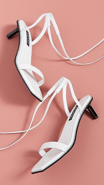SENSO Jessica 系带凉鞋