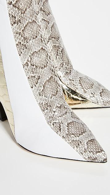Sergio Rossi Sergio 短靴