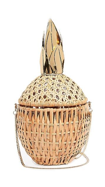 Serpui Marie 菠萝手包