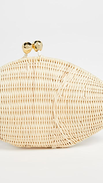 Serpui Marie 鱼形手包