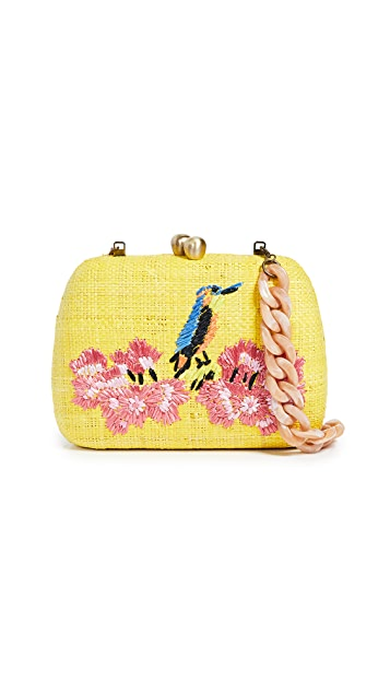 Serpui Marie Lolita Bird 化妆盒