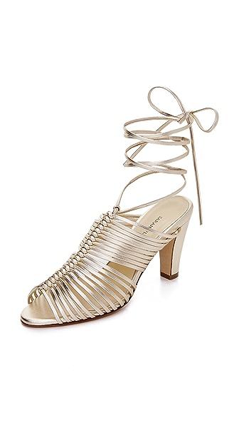Sarah Flint Ivy 系带凉鞋