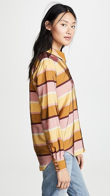 Stine Goya Maxwell 女式衬衫