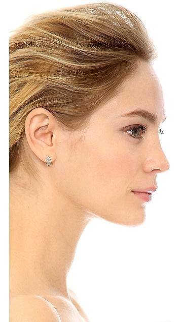 Shashi Amelia 贴耳式耳环