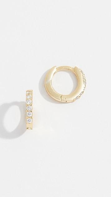 Shashi Katerina 圈式耳环
