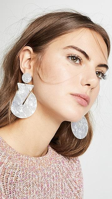 Shashi Petra 耳环