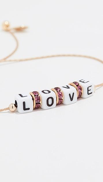 Shashi It's Love 手链