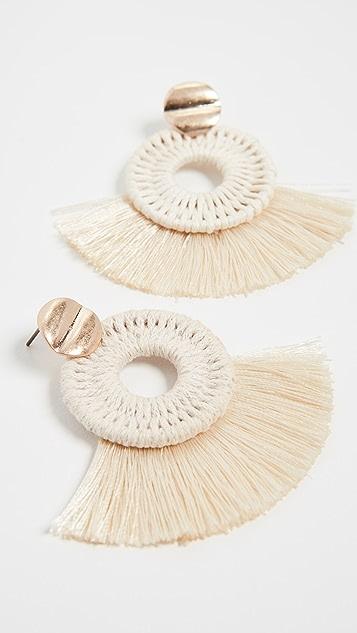 Shashi Santorini 耳环