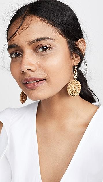 Shashi Amalfi 耳环