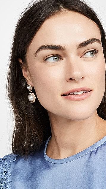Shashi Versaillles 耳环
