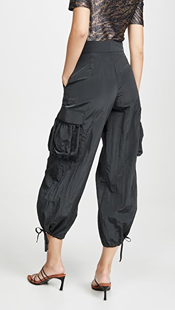 Simon Miller 束带工装裤子