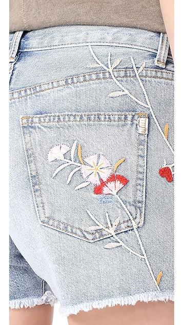 Siwy Avery 牛仔布低腰平角内裤