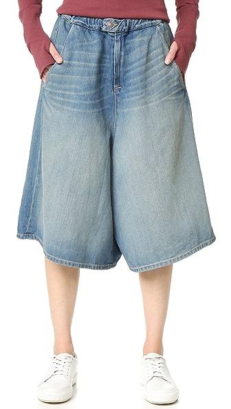 6397 牛仔短裤
