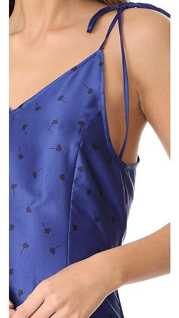 SJYP 围巾式衬裙