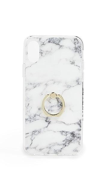 Skinnydip 大理石纹 iPhone X / XS 手机壳
