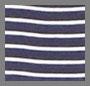 海军色/白色条纹