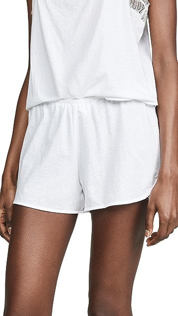 肤色 Galice 居家短裤