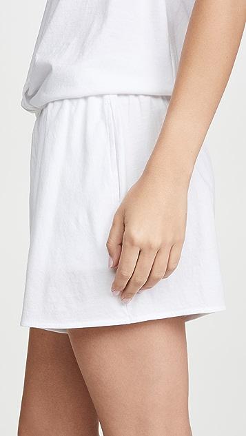 肤色 Jo 短裤