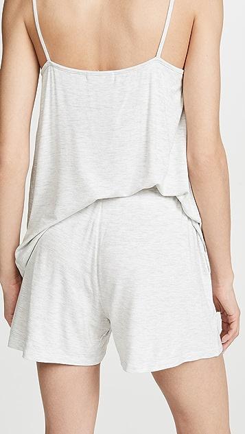 肤色 Lila 短裤