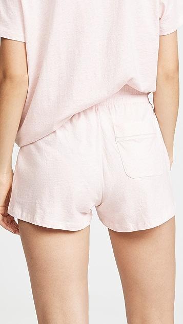 肤色 Ottie 短裤