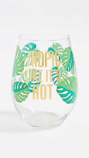 Slant Collections Tropic 无柄玻璃酒杯