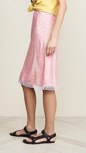 Sandy Liang Slippy 半身裙