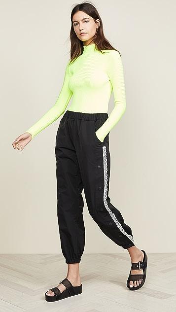 Sandy Liang Sonata 运动裤