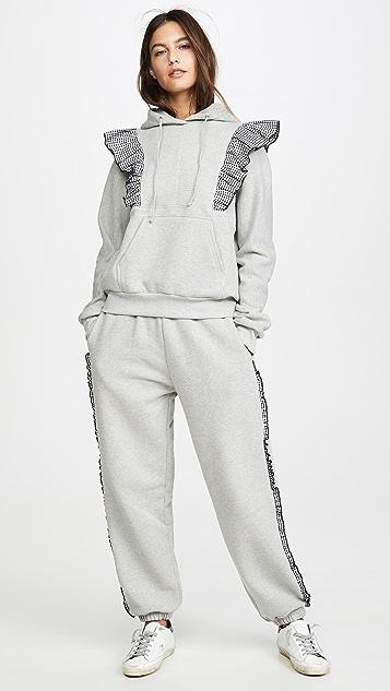 Sandy Liang Hilda 运动裤