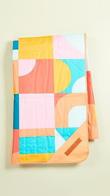 SunnyLife 野餐毛毯