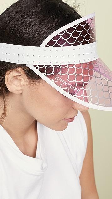 SunnyLife 复古鸭舌系带太阳帽