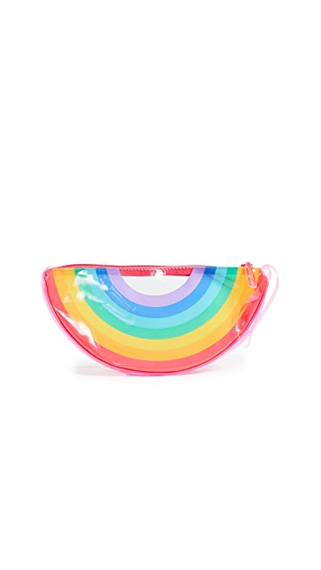 SunnyLife Rainbow See Thru 手包