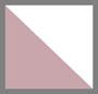 粉色黄晶石/白色钻石