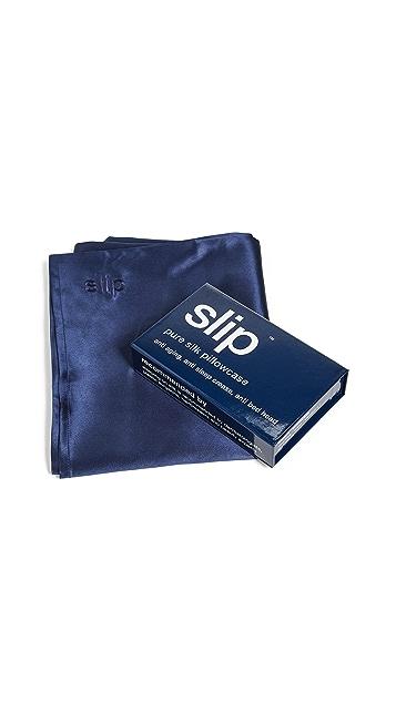 衬裙 Slip Silk 纯正真丝大号枕套