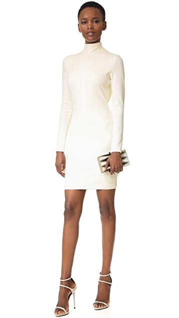 Solace London Pavan 露背式连衣裙