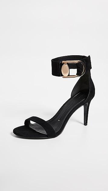 Stella Luna 双环圈凉鞋