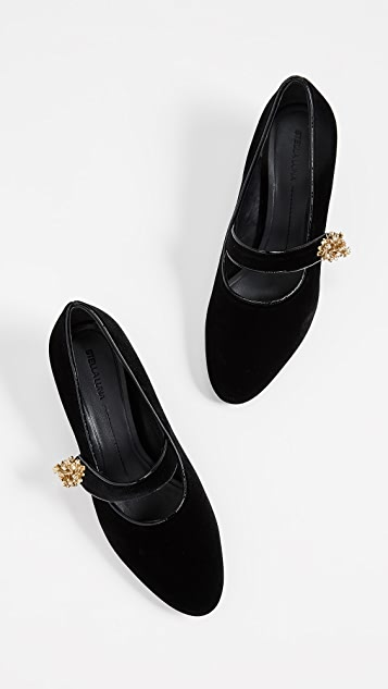 Stella Luna Brooch 玛丽珍高跟鞋
