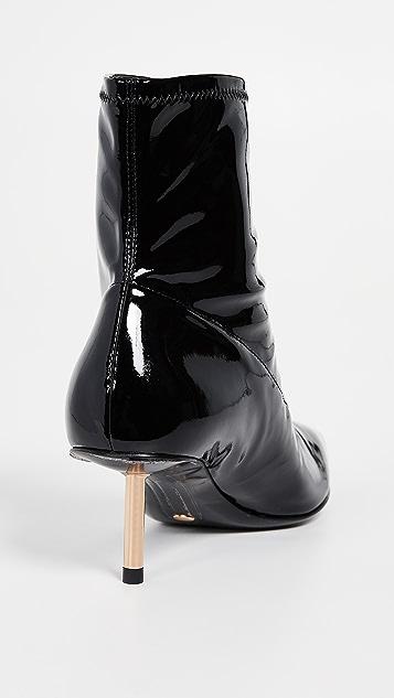 Stella Luna 烟管弹性短靴