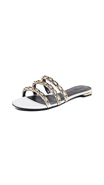 Stella Luna 三联凉鞋
