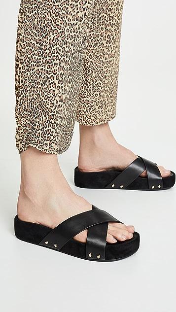 Stella Luna 环绕式凉拖鞋
