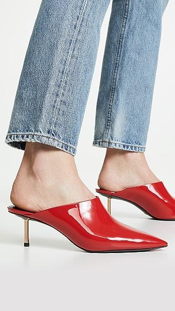 Stella Luna 吸烟穆勒鞋