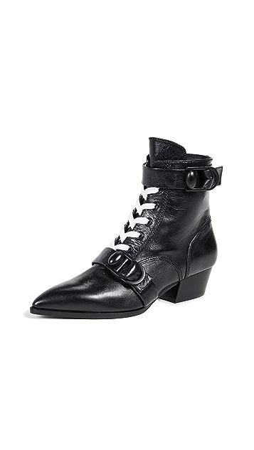Stella Luna Nevada 双环圈靴子
