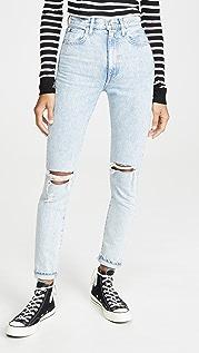 SLVRLAKE Beatnik 牛仔裤
