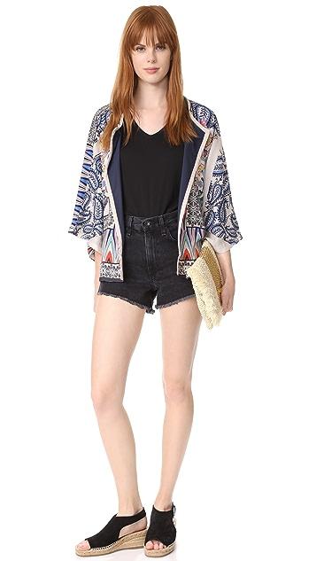 Star Mela Kishi 和服式夹克