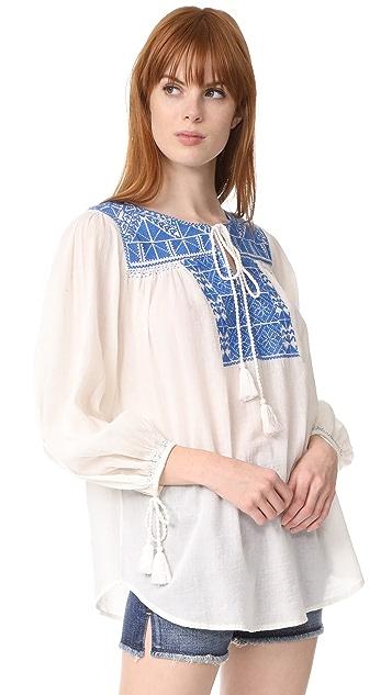 Star Mela Vero 刺绣上衣
